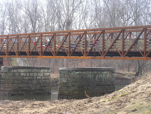 Ohio & Erie Canalway - Projects - Hammontree and Associates - OhioAqueduct2