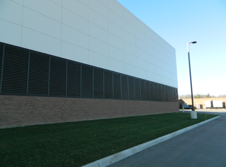Verizon Wireless Data Center Addition - Projects - Hammontree and Associates - VerizonTwinsburg_copy