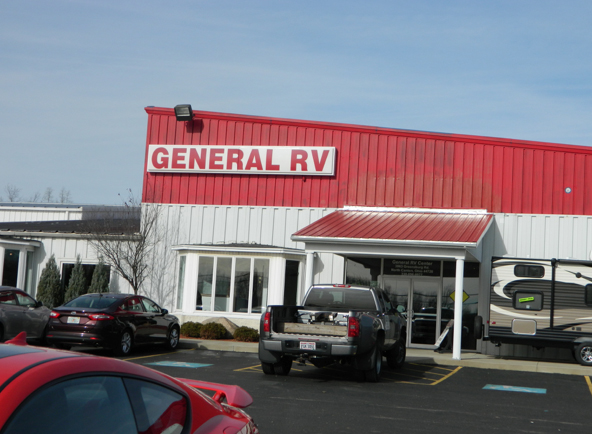 General RV - Projects - Hammontree and Associates - rv